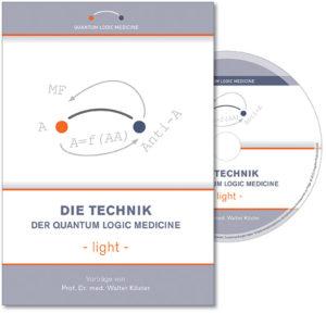 DVD – Die Technik der Quantum Logic Medicine – light: Vorträge